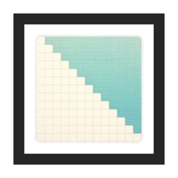 tile pool: step down