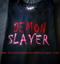Load image into Gallery viewer, Demon Slayer T shirt.