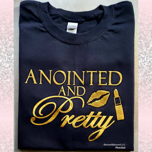 Anointed and Pretty Original