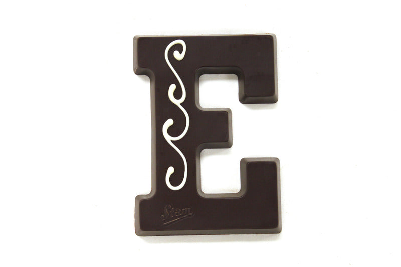 Large Dutch Chocolate Letter