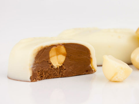 Praliné With Hazelnuts