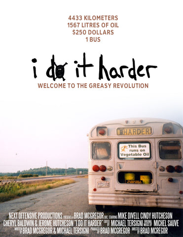 I DO IT HARDER Aug 18th, 2012 (World Premiere)