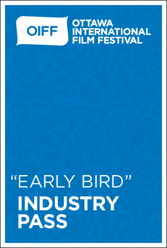 "OIFF ""EARLY BIRD"" INDUSTRY PASS - $95"