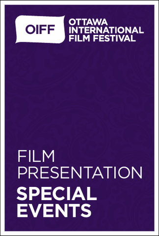 OIFF SPECIAL EVENTS FILM PRESENTATION - $35