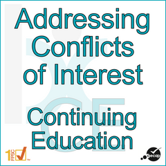 Addressing Conflicts of Interest