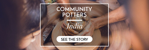 community potters india