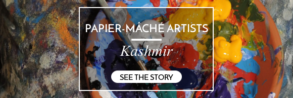 papier-mache artists kashmir