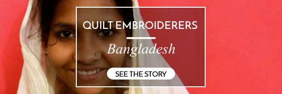 quilt embroiderers bangladesh