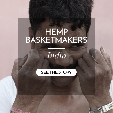 hemp basketmakers india