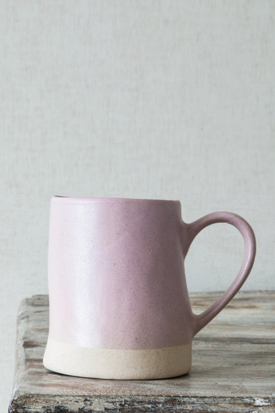 Organic mug: Beetroot - Kitchen and Tableware - Decorator's Notebook