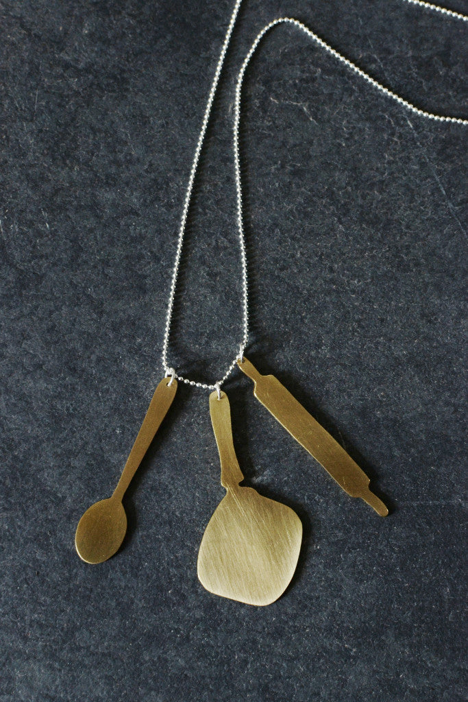 Bake Off Necklace