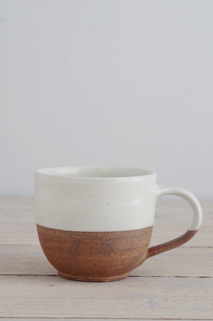 Dipped terracotta cup - Kitchen and Tableware - Decorator's Notebook
