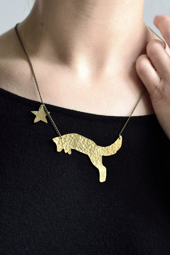 Fox Necklace - Jewellery - Decorator's Notebook