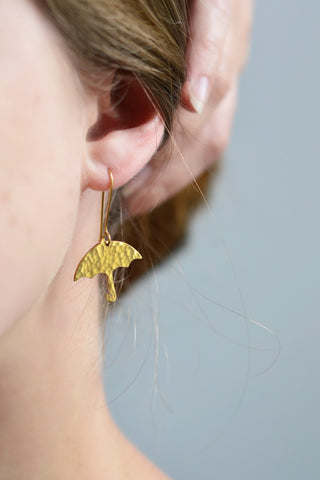 Umbrella Earrings