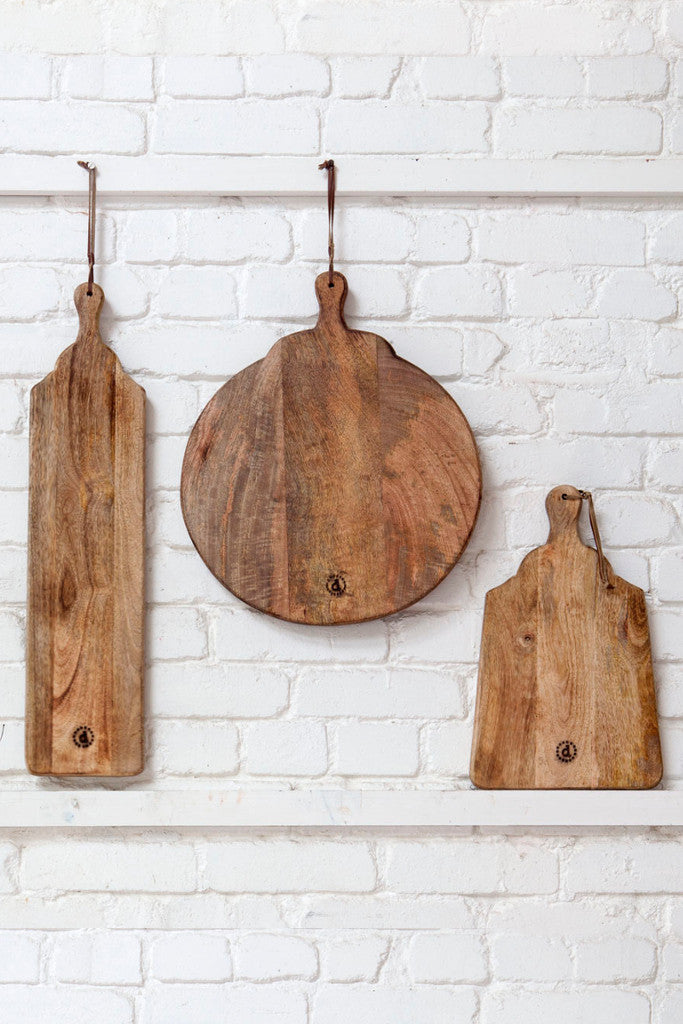 Mango Wood baguette board - Kitchen and Tableware - Decorator's Notebook