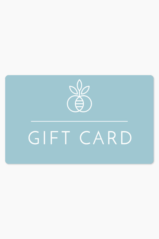 Gift Card: digital