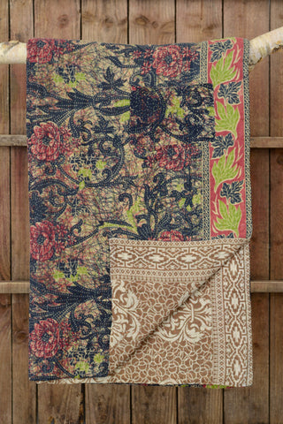 Kantha quilt 6: by Israt