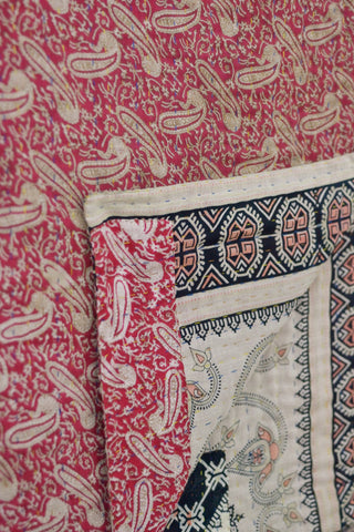 Kantha quilt 10: by Maksuda