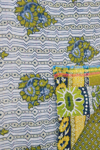 Kantha quilt 18: by Forida