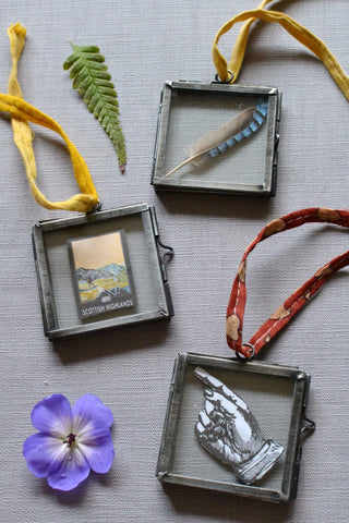 Mini hanging picture frames Decorator's Notebook shop