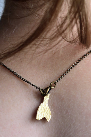 Hare Necklace