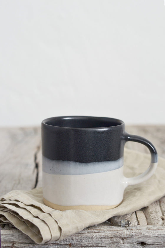 Tonal mug: Coal - Kitchen and Tableware - Decorator's Notebook