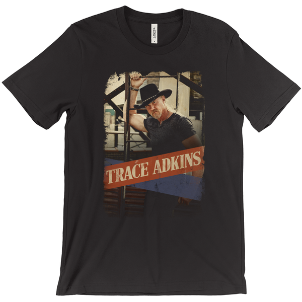 Trace Adkins Don't Stop Tour T-Shirt