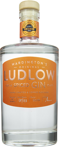 Ludlow spiced gin.
