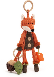 Corey roy fox activity toy