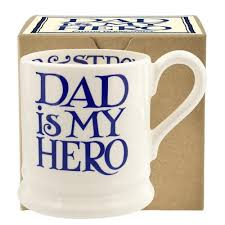 Emma bridge water new 'My Dad is my hero mug'