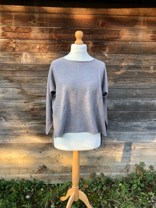Mink soft touch jumper