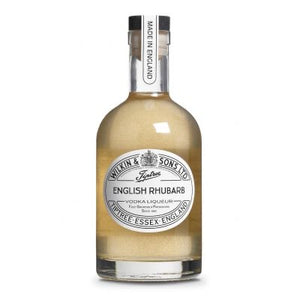 Tiptree Rhubarb vodka liqueur