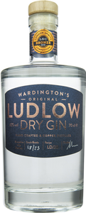 Ludlow dry gin.