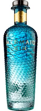 Mermaid Gin - Isle of wight distillery