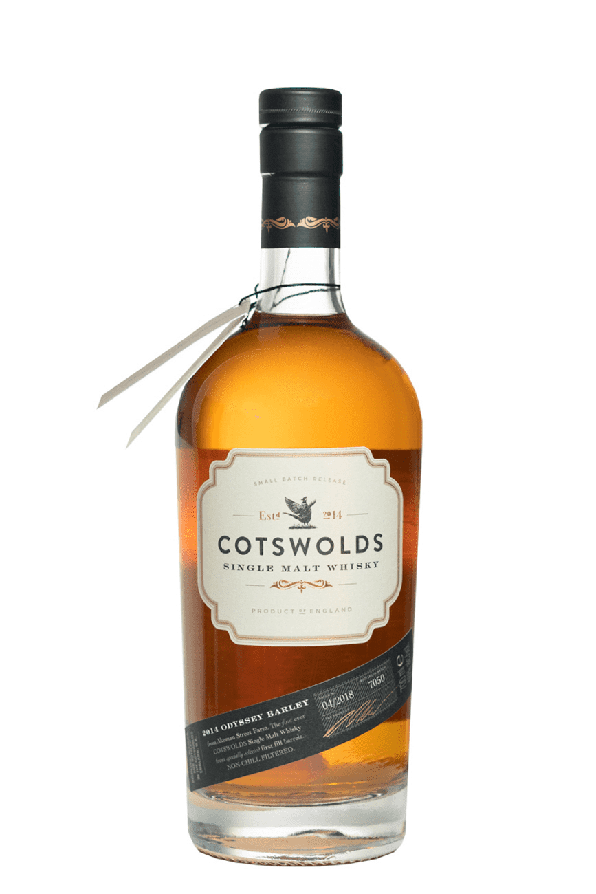 Cotswold single malt whisky