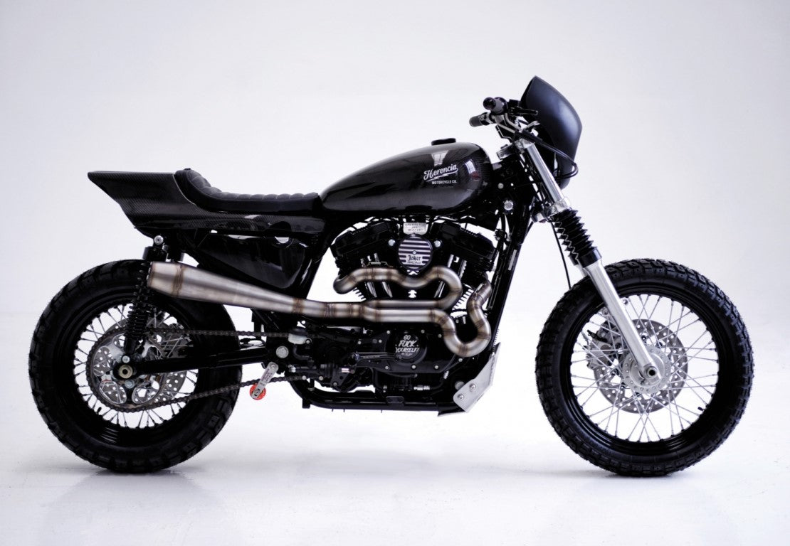 HCG #33 : HD SPORTY TRACKER