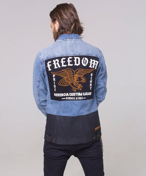 JASON BLOCK JACKET