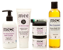 Skin Care Gift Set - Premium Spa Moisturizer Lotion Gift Sets By Mee Beauty
