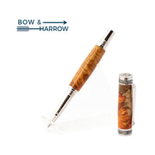 Load image into Gallery viewer, Amboyna Burl Rollerball