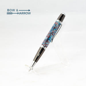 The Hemmingway | Resin Twist Ballpoint