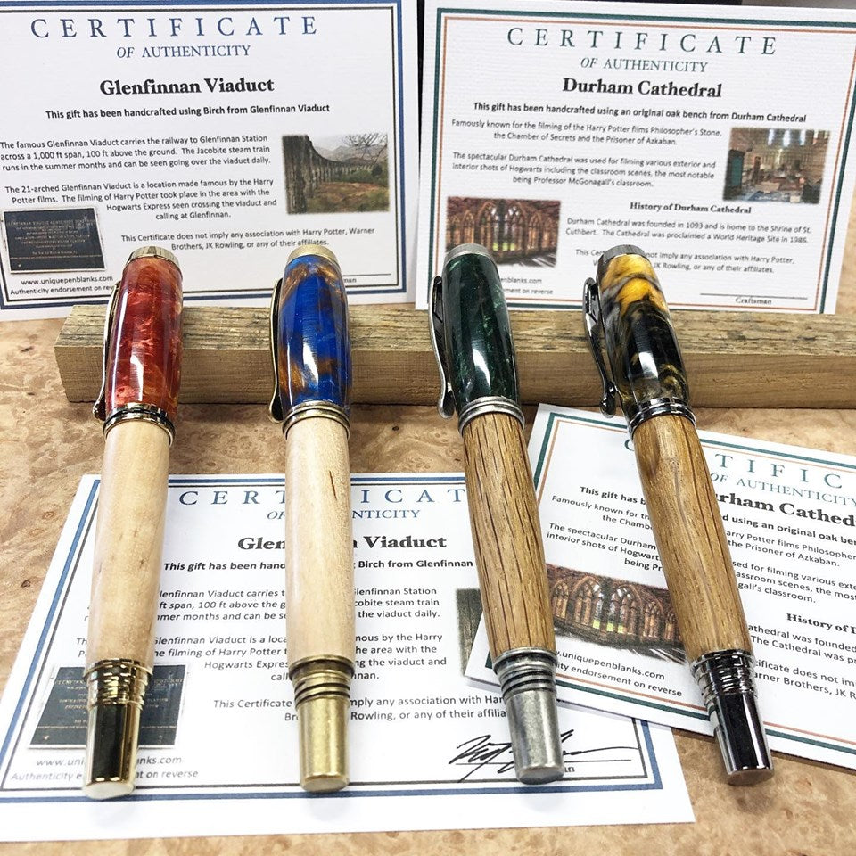 House Color Fountain Pen - Founders Edition