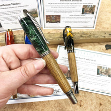Load image into Gallery viewer, House Color Rollerball Pen - Founders Edition