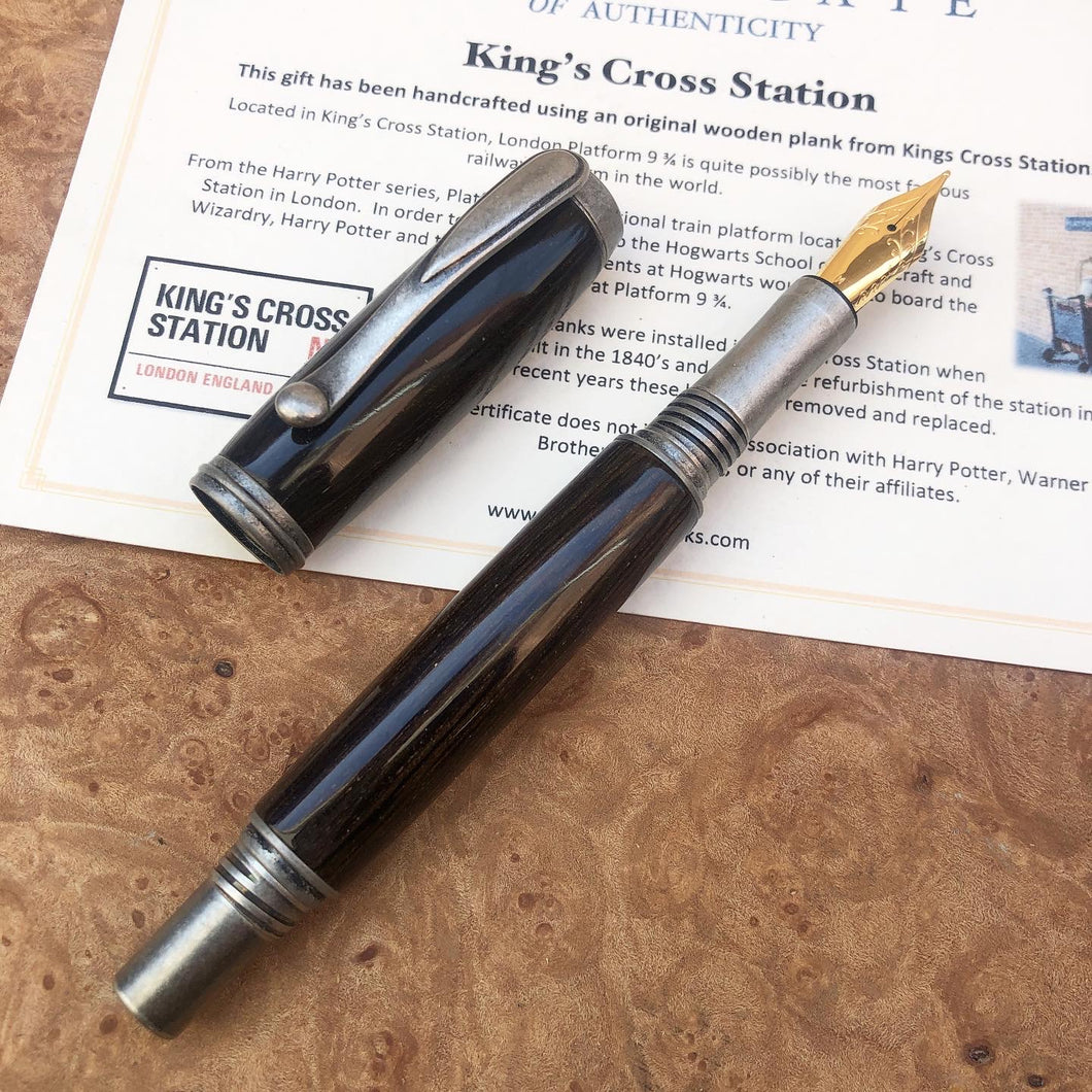 King's Cross Station Pen