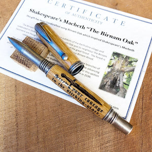The Birnam Oak Pen