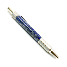 Load image into Gallery viewer, Austin Click Ballpoint | Cobalt Steel Resin