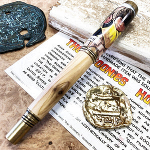 """Goonies House"" Capped Pen"