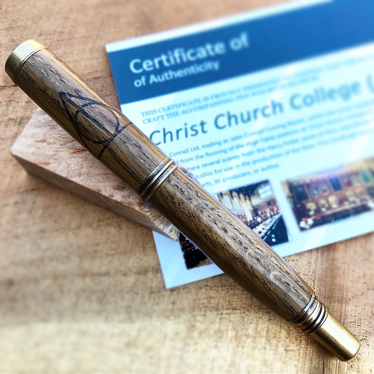 Deathly Hallows Rollerball | Christ Church College