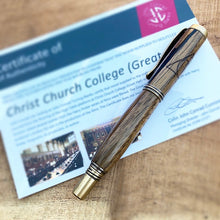 Load image into Gallery viewer, Deathly Hallows Rollerball | Christ Church College
