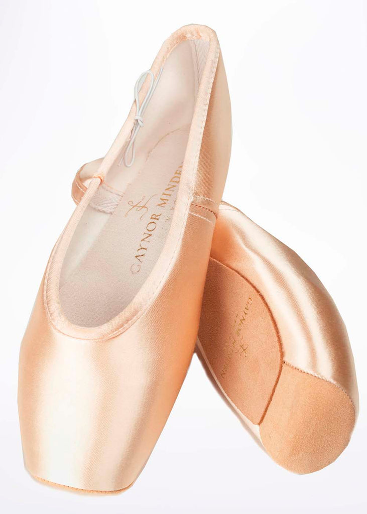 Gaynor Minden Pointe Shoes (Pink)