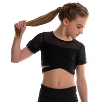 Slay Crop Dance Top